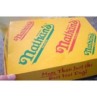 Nathan's Hot Dog Clamshell (500 Pack)