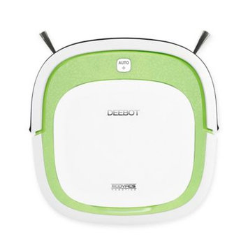 Ecovacs Robotics ECOVACS DEEBOT DA60 Low-Profile Bare-floor Robotic Vacuum
