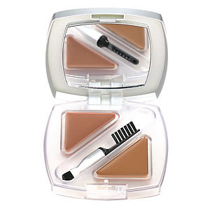 Ramy Miracle Brow Pomade Compact, Brunette/Auburn, .14 oz
