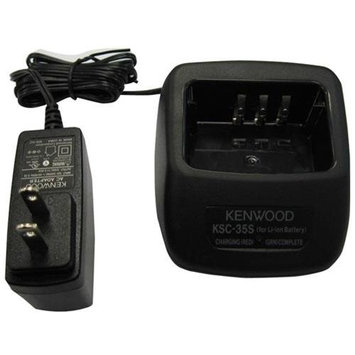 KENWOOD KSC-35SK Desktop Charger,2.5 Hour Fast Charge