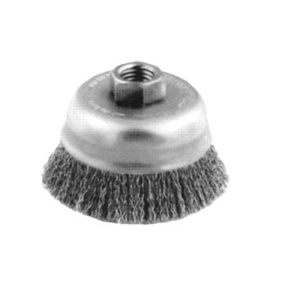 Advance Brush Mini Crimped Cup Brushes - 3-1/2
