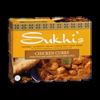 Sukhi's Chicken Curry