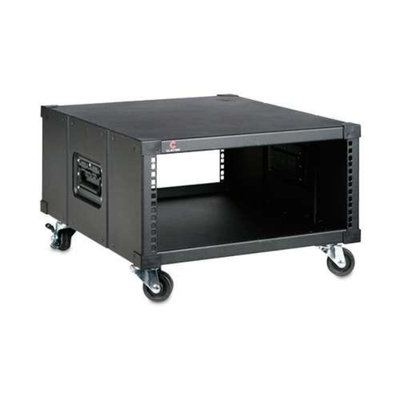 ISTARUSA iStarUSA WD-460 Simple Server Rack - 4U, 600mm, Lightweight, Casters, Quick Access, 220lbs Capacity