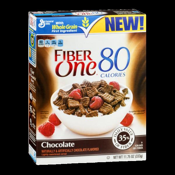 Fiber One 80 Calories Cereal Chocolate Reviews 2019