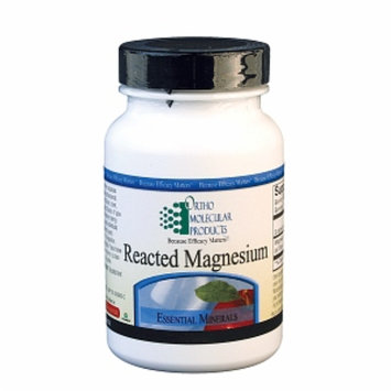 Ortho Molecular Products Reacted Magnesium, 120 ea