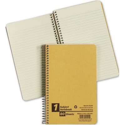 Ampad Evidence Wirebound Notebooks