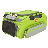 Teafco Argo AC50376L AeroPet Carrier Airline Approved Large Green