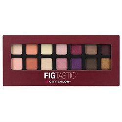 City Color FIG Tastic Eyeshadow Book