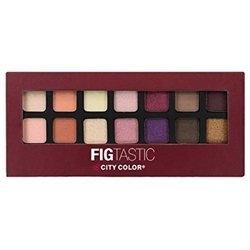 City Color FIG Tastic Eyeshadow Book