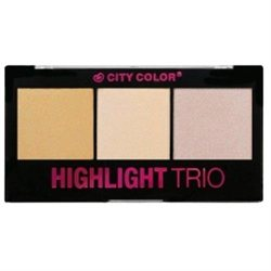 CITY COLOR Highlight Trio - 3 Shades
