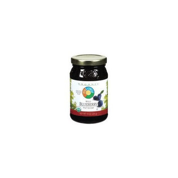 Full Circle Organic Wild Blueberry Fruit Spread (Case of 12)