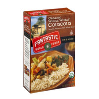 Fantastic World Foods Couscous Organic Whole Wheat