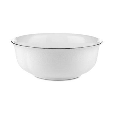 Lenox Hannah Platinum Serving Bowl