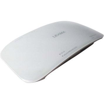 Lexma USB 2.0 Card Reader, White