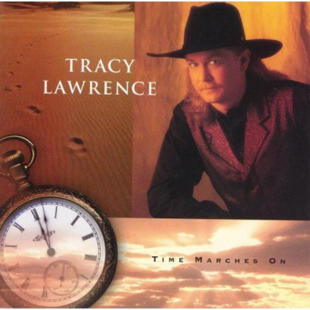 Warner Brothers Tracy Lawrence ~ Time Marches On (new)