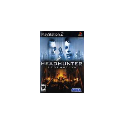 Sega Headhunter: Redemption