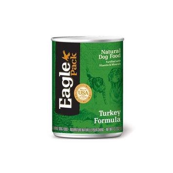 Eagle Pack Turkey Formula Can Dog Food 12 Pack