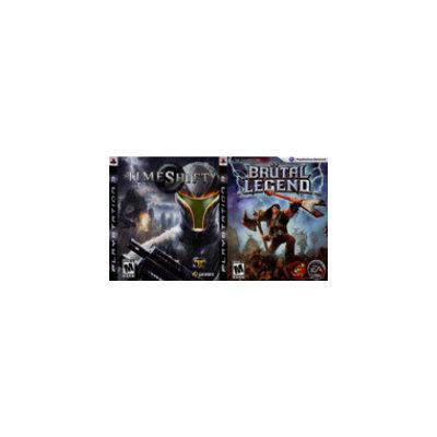 Cokem International Ltd Brutal Legends / Timeshift 2 Pack