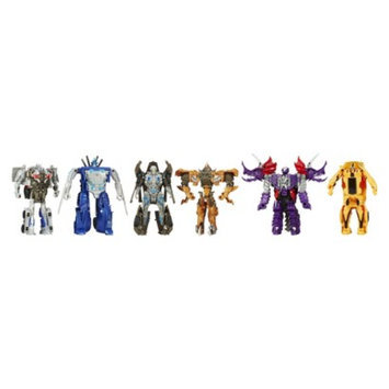 Transformers MV4 One Step Magic Collection Set Exclusive