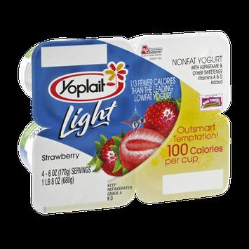 Yoplait® Light Strawberry Yogurt