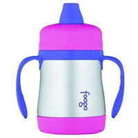 Thermos Company BS500PK003 Foogo Leak Proof Sippy Cup With Handles Pink