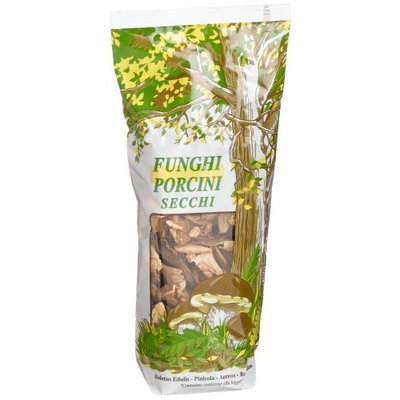 Asiago Food Funghi Porcini Secchi (Dry Porcini Slices), 3.52-Ounce Bags (Pack of 2)