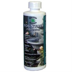 Care Free Enzymes Fountain Protector 8 Oz