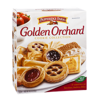 Pepperidge Farm Golden Orchard Cookie Collection