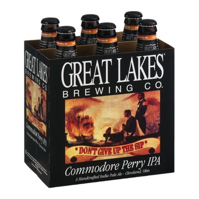 Great Lakes Brewing Co. Commodore Perry IPA India Pale Ale - 6 PK
