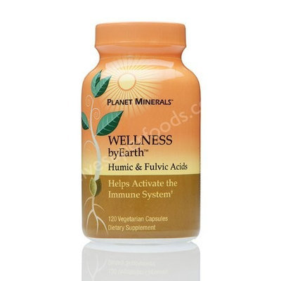 Planet Minerals Wbe Daily Immune Activator, 60 caps