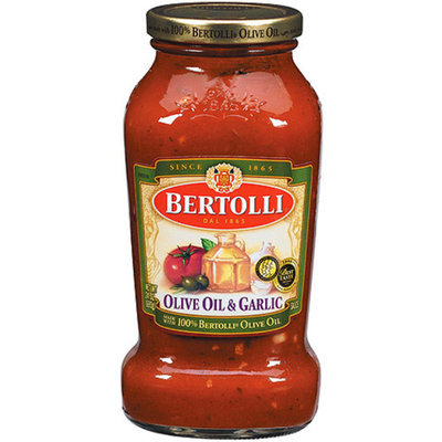 Bertolli Olive & Garlic Sauce 24 oz