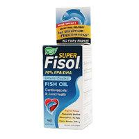 Nature's Way Super Fisol Enteric-Coated Fish Oil