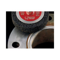 3M 3m Scotch-Brite Clean and Strip Cup Wheels - 048011-04153 SEPTLS40504801104153