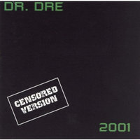 Interscope Records Dr. Dre ~ 2001 [Clean] (new)