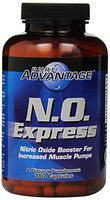 Pure Advantage N.O. Express Nitric Oxide Booster 180 capsules