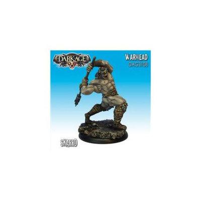 Dark Age Games 3108 Skarrd Warhead, Miniatures And Miniature Games