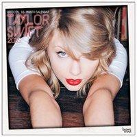 2016 Taylor Swift Square 12x12 Wall Calendar