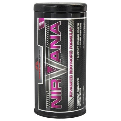 Procera American Muscle - Nirvana Advanced Nootropic Formula - 180 Vegetarian Capsules