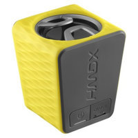 HDMX HMDX Burst Wireless Portable Speaker - Yellow (HX-P130YL)
