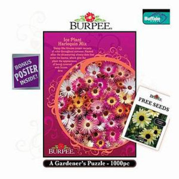Buffalo Games Burpee Seeds Ice Plant Harlequin Mix Puzzle Ages 8+
