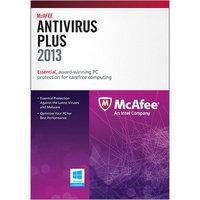 McAfee 2013 Antivirus Plus
