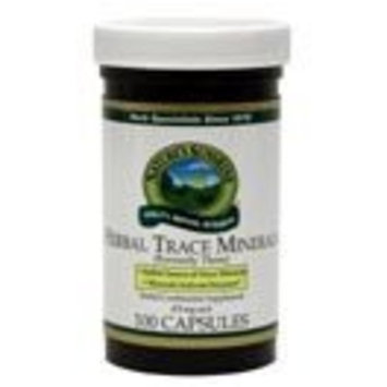 Nature's Sunshine Products Herbal Trace Minerals (100)
