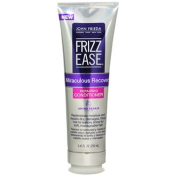 John Frieda Frizz Ease Miraculous Recovery Repairing Conditioner, 8.45 fl oz