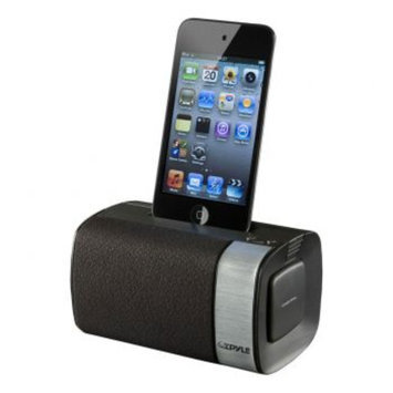 Pylehome PyleHome PIPDSP20 IPod-ITouch-IPhone Audio Docking Portable Speaker System