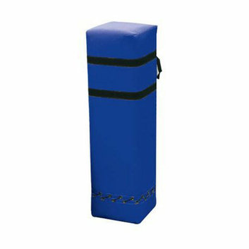 Sport Supply Group Inc ProDown Square Blocking Dummy - Blue