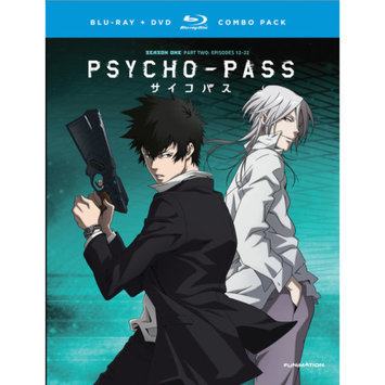Psycho-Pass: Season One, Part Two (Blu-ray)