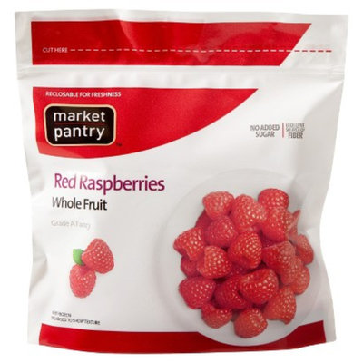 market pantry Market Pantry Red Raspberries Whole Fruit 12 oz