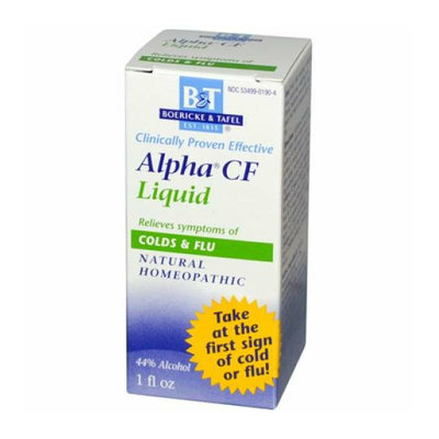 Boericke & Tafel Boericke and Tafel Alpha CF Liquid 1 fl oz