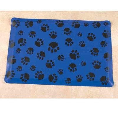 Pet Pals TP4608 36 19 TP Anti-Fatigue Mat Rectangular 36x24 In Blue