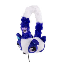 Sakar International Littlest Pet Shop Plush Headphones